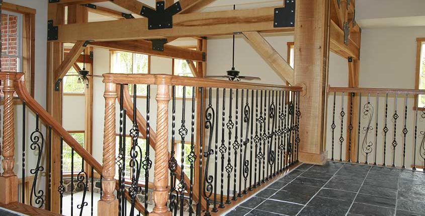 cregger construction home contractors interior home improvement stairs and railings
