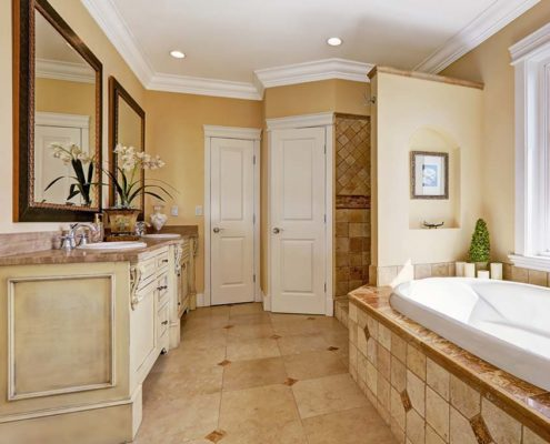 cregger construction home contractors bathroom remodel in carroll county maryland