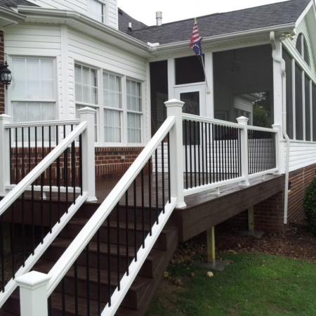 Deck contractor in Baltimore