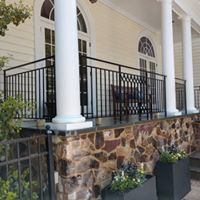 Front porch railing remodel