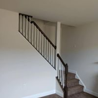 New staircase remodel