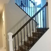 Small staircase remodel