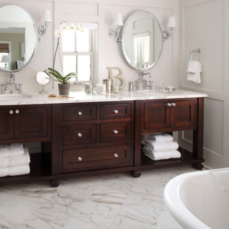 Bathroom remodel in Baltimore