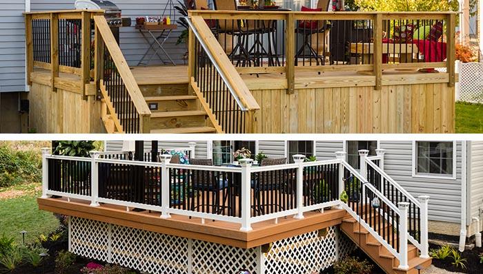 Deck and Railing contractors