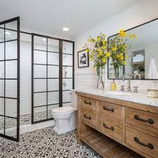 Large shower and bathroom redesign