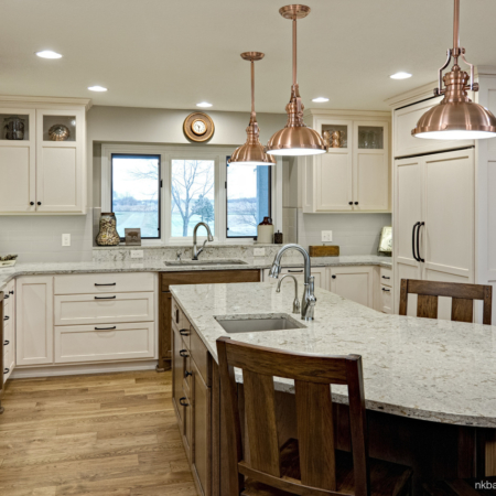Farmhouse kitchen design and remodel