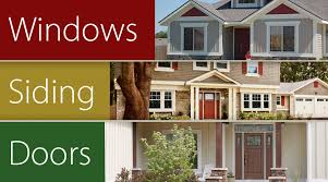 Windows siding and doors contractor