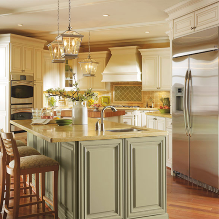 Traditional kitchen remodel and design