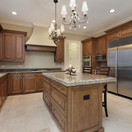 Luxury kitchen remodel