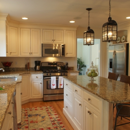Small kitchen remodel and design
